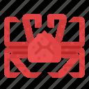 crab, food, restaurant, taraba icon