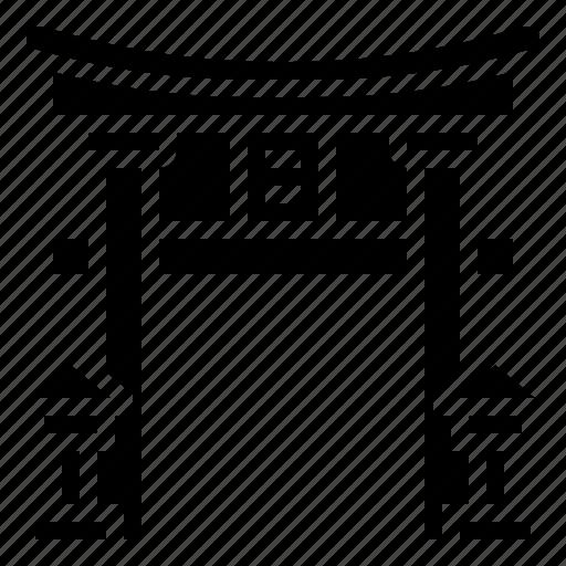 building, itsukushima, japan, landmark, shrine, temple icon