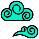 cloud, japan, japanese icon