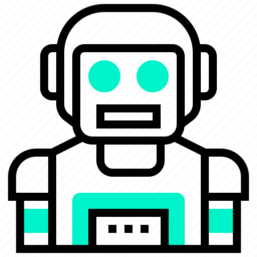 artificial, intelligence, japan, robot, technology icon