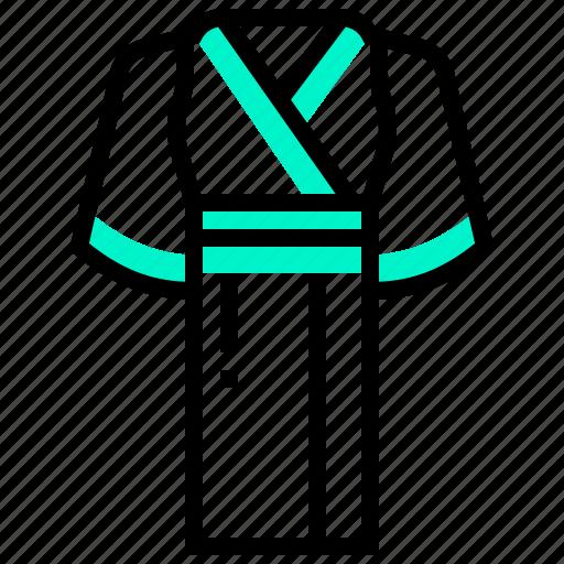 Clothing, dress, japan, yukata icon - Download on Iconfinder