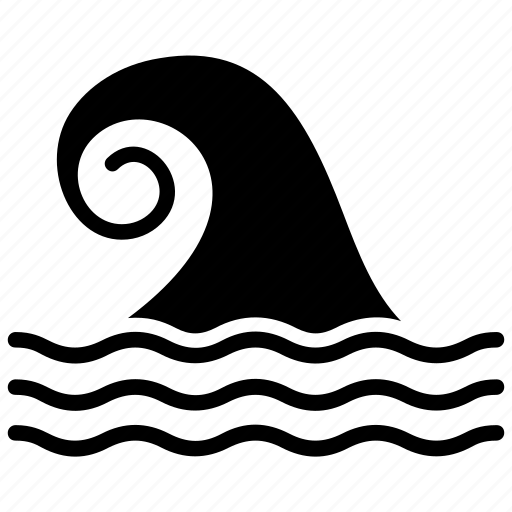 cartoon whale, fish, sea, whale, wild fish icon