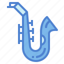 instrument, jazz, music, saxophone, wind