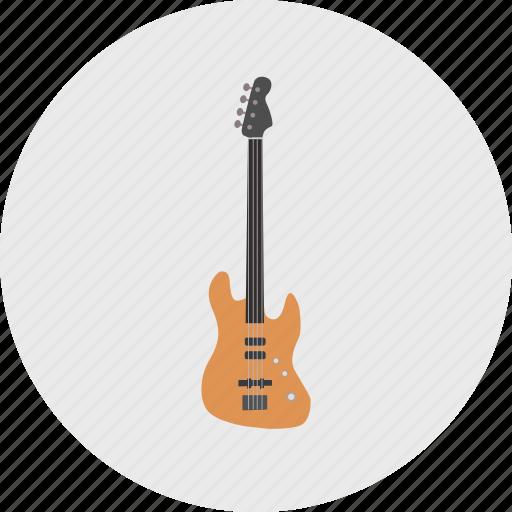 bass, classical, intrumental, music, retro, rock, string icon