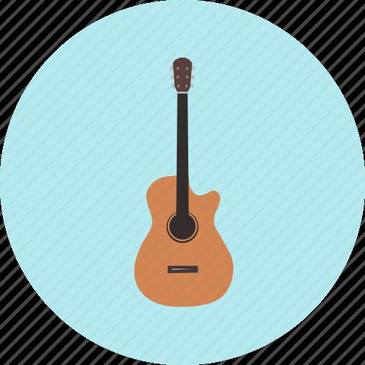 classical, guitar, intrumental, music, retro, song, string icon