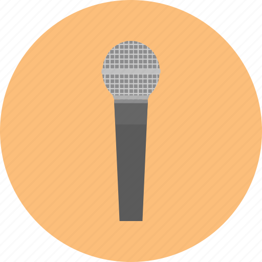 classical, intrumental, microphone, music, retro, sing, song icon