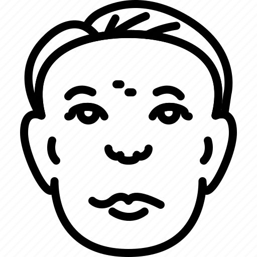 avatar, businessman, face, haircut, people, person icon