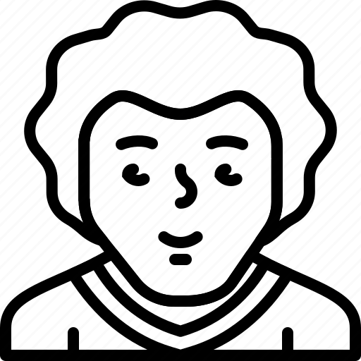 Body, person, sweater, avatar, man icon