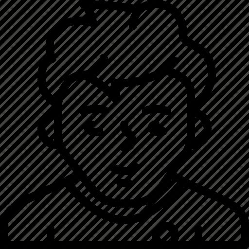 avatar, body, casual, man, person icon