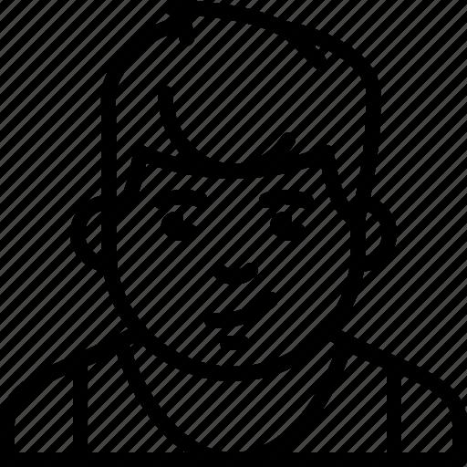 avatar, body, gym, jersey, man, person, sport icon