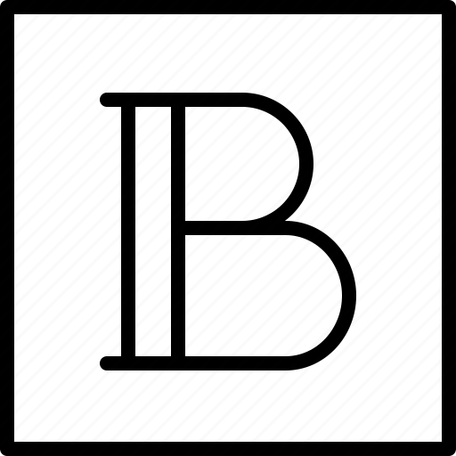 bold, content, edit, format, text, type icon