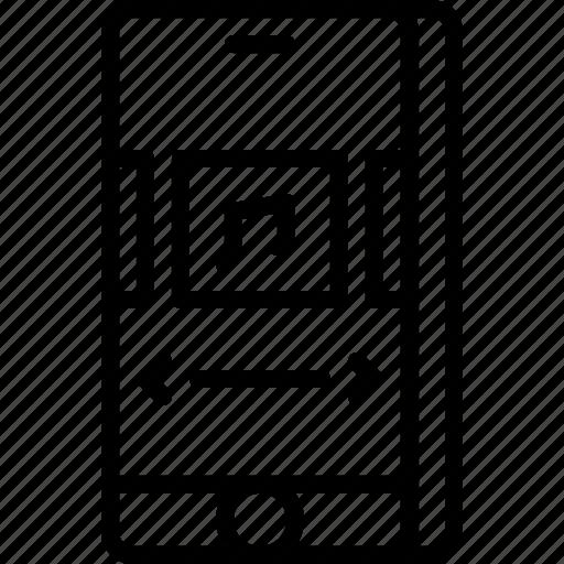 album, content, image, interface, photo, slider icon