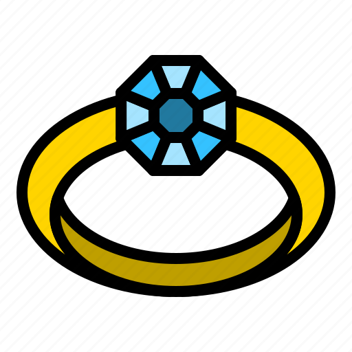 Accessory, gem, jewel, jewelry, ring icon - Download on Iconfinder