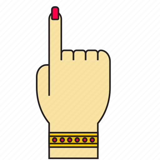 direction, finger, gesture, hand, jewelry, pointer, touch icon