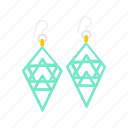 dangle earrings, fashion, accessory, jewelry, earrings