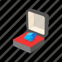 accessory, box, chest, diamond, gem, jewelry, stone
