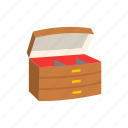 accessory, box, chest, jewelry, jewelry box