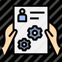 cv, certificate, resume, order, job, application, agreement