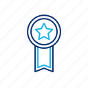 achievements, award, badge, best, prize, trophy, winner icon