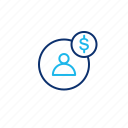 bank, earning, finance, financial, income, package, salary icon