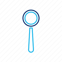 cbi, engine, investigation, know, magnifying, search, view icon