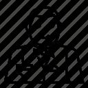 avatar, butler, emoji, face icon