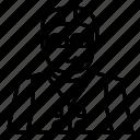 avatar, biker, emoji, face, rider icon