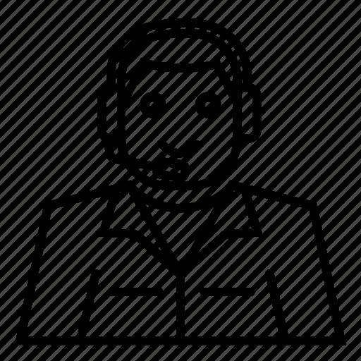 Avatar, customer, emoji, face, service icon - Download on Iconfinder