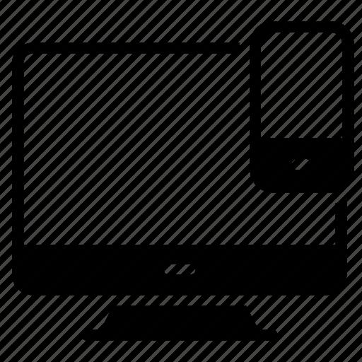 responsive, responsive design, responsive web, web design, website layout icon