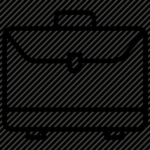 bag, luggage bag, office bag, professional bag, suitcase icon