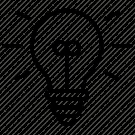 creative, efficient, idea, innovative, skills icon