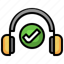 headphone, music, player, speaker, multimedia