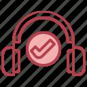 headphone, music, sound, audio, volume