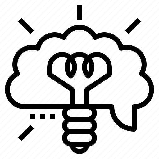 brain, creative, idea, problem, solve, think icon