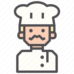 chef, cook, jobs icon