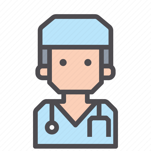 doctor, medic, nurse, physician, surgeon icon