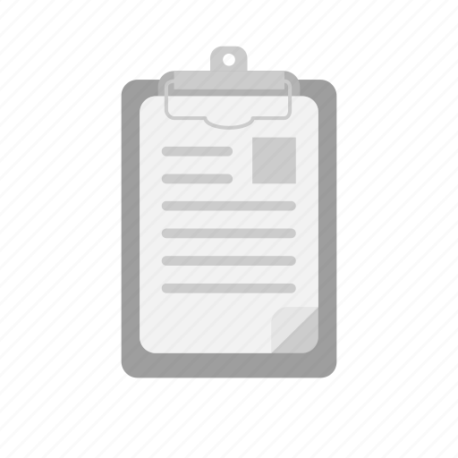 clipboard, desk, document, documents, file, office, paper icon