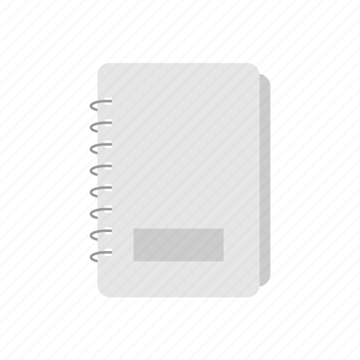 book, diary, job, jobsekeer, note, notebook, notepad icon