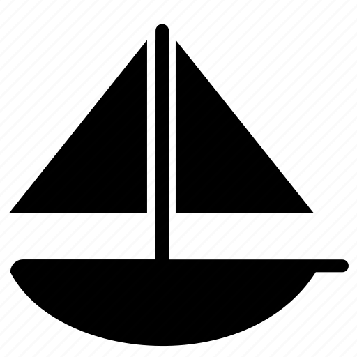 boat, journey, marine, ship icon
