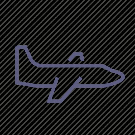 aircraft, airplane, blast-off, flight, plane, travel, trip icon