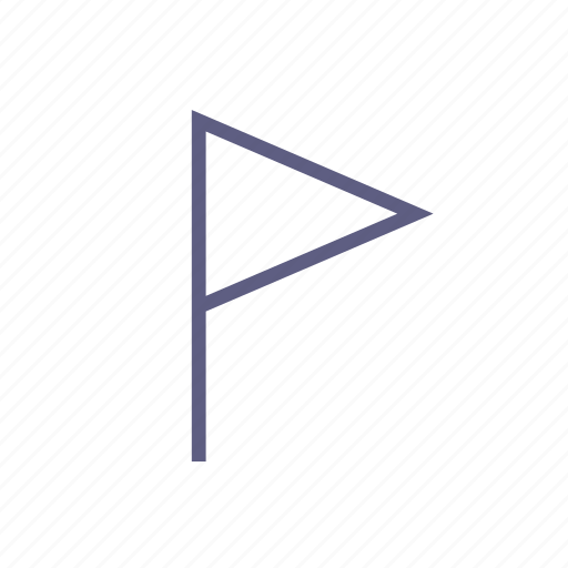 beacon, destination, direct, flag, route, tracker, travel icon