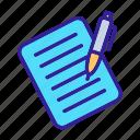 contour, document, file, judgement, paper, web