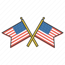 america, american, day, flag, independence, july 4th, national icon
