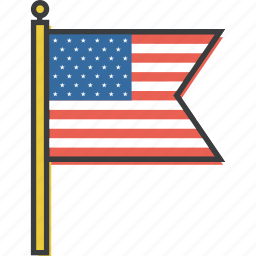 america, american, celebrations, flag, july 4th, national, united states icon