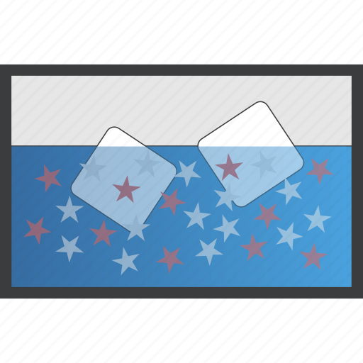 american, celebrate, cheers, drink, independence, july 4th, party icon