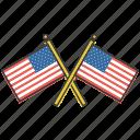 american, flag, patriotism, united states