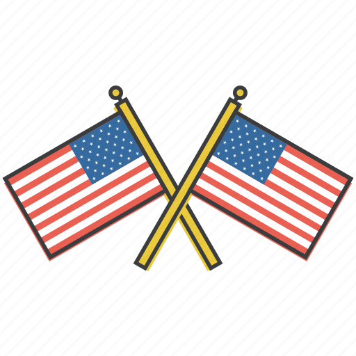america, american, celebrations, flag, independence day, patriotism, united states icon