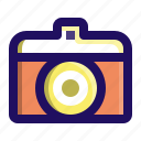 camera, device, hipster, photo, snap icon