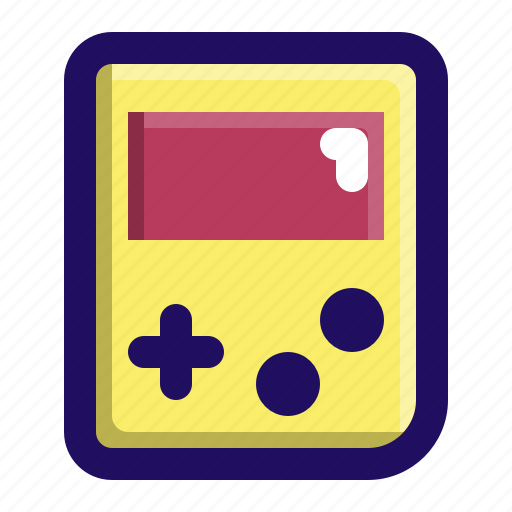 boy, console, device, game, handheld icon