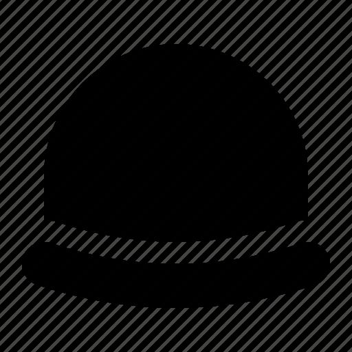 bowler, cap, hat, hipster, retro icon